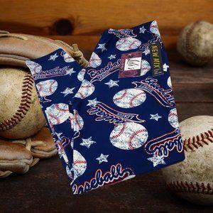 Buttery Soft Baseball Leggings